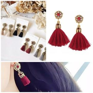 Jewelry - ✨New! Petite & Pretty Tassel Earrings