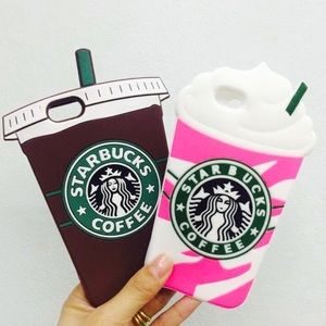 Accessories - Starbucks Coffee Cup Iphone case