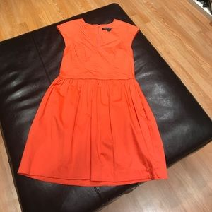 Coral French Connection Dress