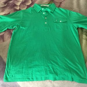Other - Beautiful green polo shirt!!