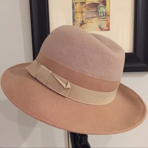 Wool fedora hat from Nordstrom
