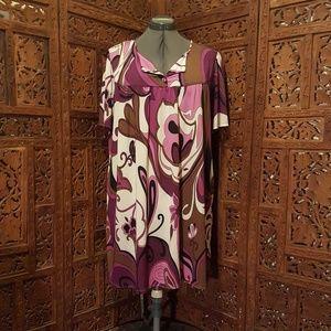 Lane Bryant ADORABLE Dress