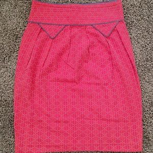 Anthro Madchen Pencil Skirt