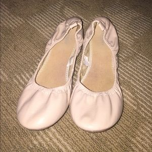 Cream foldable Old Navy flats