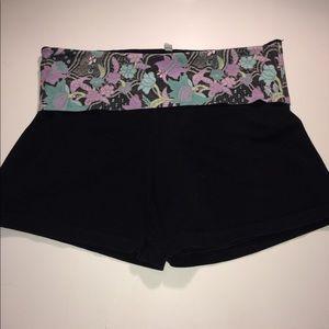 Victoria Secret Yoga Shorts