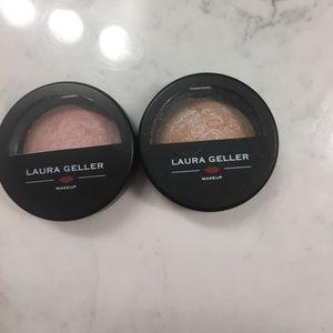 Laura Geller Sugared Baked Eyeshadows