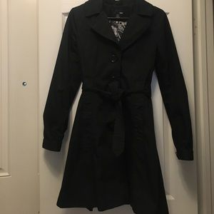 H&M Trench Coat size 4