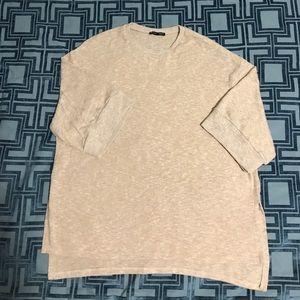Zara Oversized Women Sweater Size S