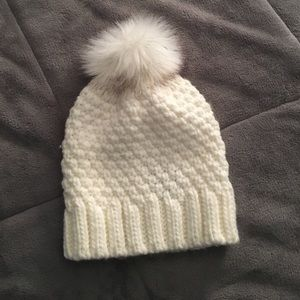 Express knit hat
