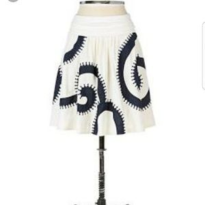 Anthropologie lithe skirt size  small