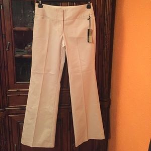 Express flare wide waistband pants