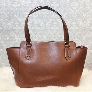 a5c798157c Lauren Ralph Lauren Bags - Ralph Lauren Leather Tate Modern Shopper Tote Bag
