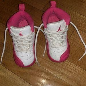 Jordan 12 size 7c
