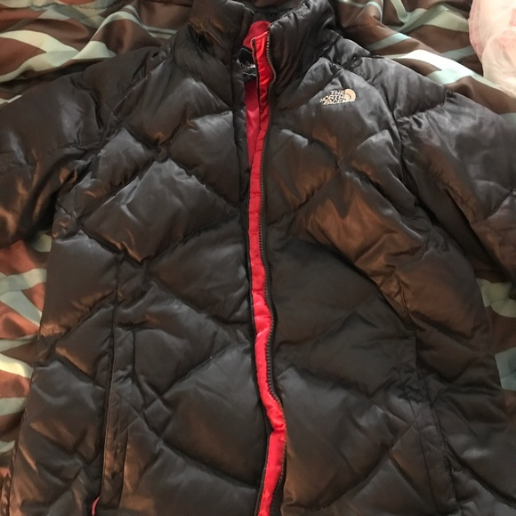 de3d9fcd6 The North Face Winter Coat 550 Down Feathers