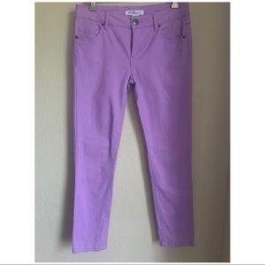 BCBGeneration Skinny Jeans Violet Light Dream 25