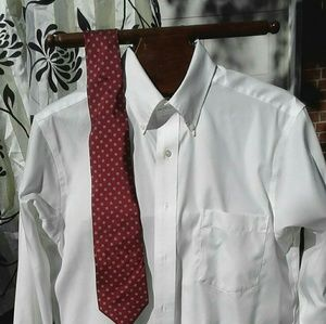 Eagle men's shirt sz16\33 $18+free gift