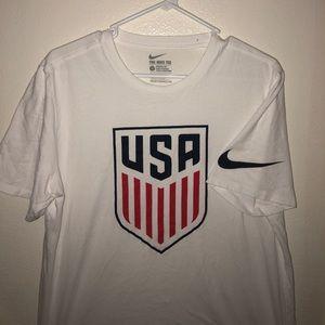 Nike US Men's Soccer National Team T-Shirt