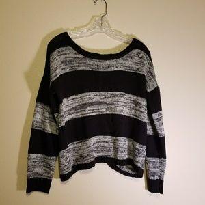 Blu Pepper stripe sweater
