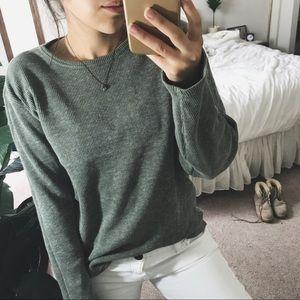 BANANA REPUBLIC/ cozy long sleeve