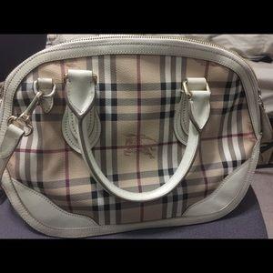 Burberry Bags - burberry orchard haymarket satchel 7de51feb54df8