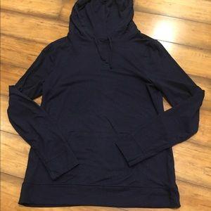 Ladies workout hoodie