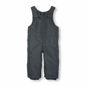 Other - Toddler Solid Snow Overalls Nwt