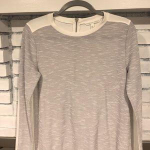 Long Sleeve Sweatshirt Dress / Tunic