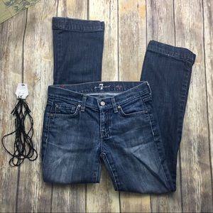 🎈 7 For All Mankind Dojo Pocket Chain Design jean