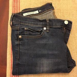 Resolution True Skinny High Ride Gap Jeans