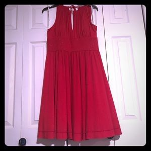Red Davids Bridal Dress