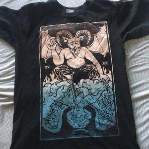 Nike SB Devil/angel shirt