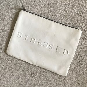 ZARA Stressed Clutch