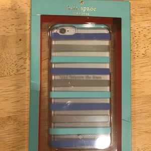 Kate Spade Read Between the Lines iPhone 6/6s case