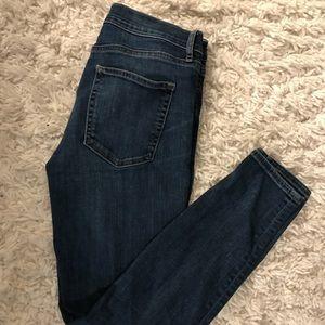Dark Wash True Skinny Jeans
