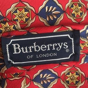 Burberry luxurious tie