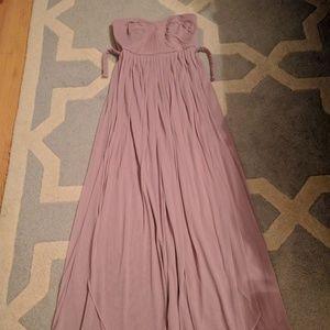 Dress (bridesmaids)
