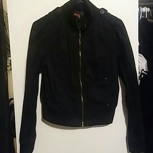 Forever 21 Size Large Black Jacket
