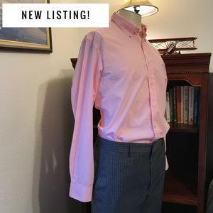 Vineyard Vines | Collegiate Shirt | Pink | Large