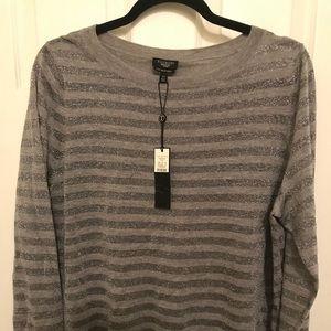 NWT Talbots Sparkle Sweater