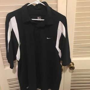 Nike Men's XL golf polo shirt