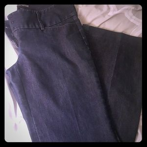 Express Editor Fit jeans