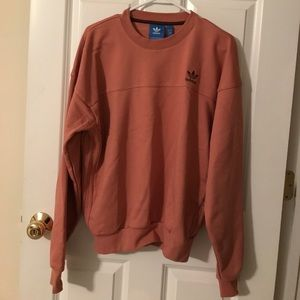 Adidas Originals boyfriend crewneck sweatshirt