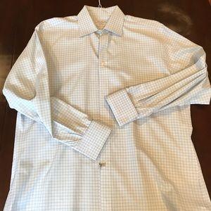 Charles Tyrwhitt French cuff dress shirt
