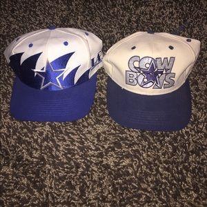 Vintage Dallas Cowboy Throwback Hats