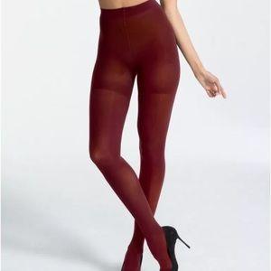 SPANX Women's Luxe Leg Tights - Syrah Wine