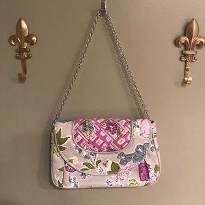 Vera Bradley Watercolor Petite Chain Bag