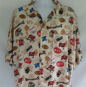 NFL/NFC Tampa Bay Buccaneers Men's Shirt