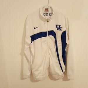 Men's L Nike Elite U of K jacket