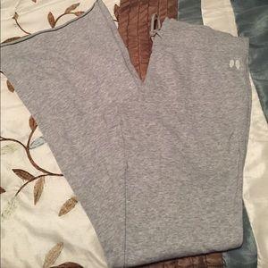 VS grey sweatpants in a Long length.