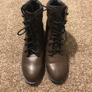 Urban Outfitter Hunter boots.